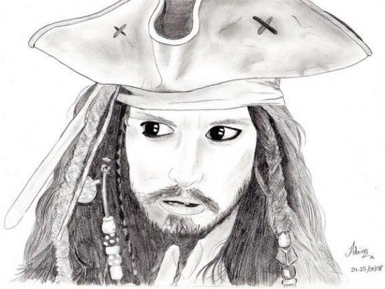 Johnny Depp by Japanese-Boy